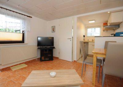 Ferienwohnungen Kretschmar Bansin Usedom - fewo 3 wohnraum