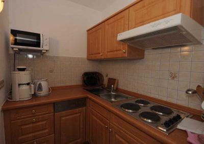 Ferienwohnungen Kretschmar Bansin Usedom - Fewo 1 Küche